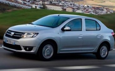 Dacia Logan Model Nou