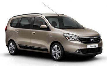 Dacia Logdy