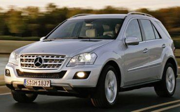 Mercedes ML